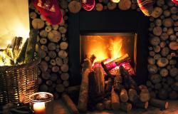 Atmosfere natalizie attorno al nostro residence sul lago di Garda