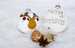 Buon Natale dal residence sul lago di Garda Borgo Alba Chiara