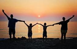 Appartamenti per famiglie numerose sul lago di Garda