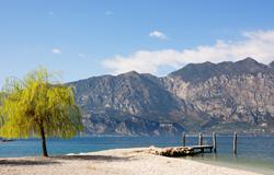 Ferie sul lago di Garda: soddisfatti del panorama?