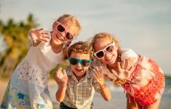 Appartamenti per famiglie lago di Garda: coccoliamo i bambini!